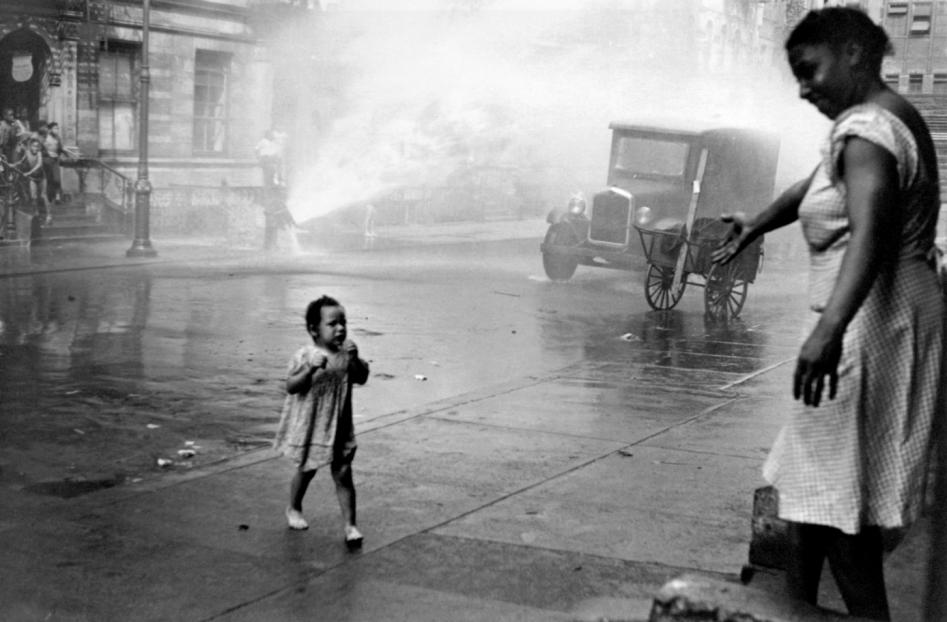 New-York-por-Helen-Levitt-1939